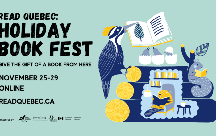 Read Quebec Book Fest